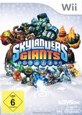 Skylanders: Giants Wii cover (SKYZ52)
