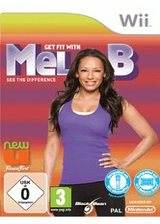 Get Fit with Mel B Wii cover (SNGPLG)