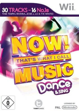 Now! That's What I Call Music: Dance & Sing Wii cover (SNOPY1)