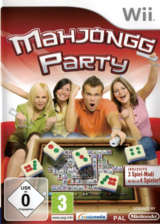 Mahjongg Party Wii cover (SPMDRM)