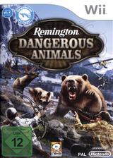 Remington Dangerous Animals Wii cover (SRKPNK)