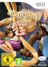 Disney Rapunzel: Neu verföhnt Wii cover (SRPP4Q)