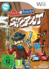 Wild West Shootout Wii cover (SSRPXT)
