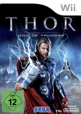 THOR:God of Thunder Wii cover (STHP8P)