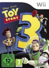 Toy Story 3 Wii cover (STSX4Q)