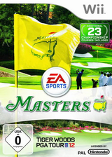 Tiger Woods PGA Tour 12: The Masters Wii cover (STXP69)