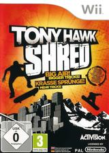 Tony Hawk:Shred Wii cover (STYP52)