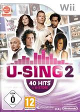 U-Sing 2 Wii cover (SU3DMR)