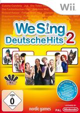 We Sing: Deutsche Hits 2 Wii cover (SU8PNG)
