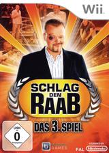 Schlag den Raab - Das 3. Spiel Wii cover (SUYDRV)