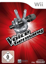 The Voice of Germany Wii cover (SVUPRV)