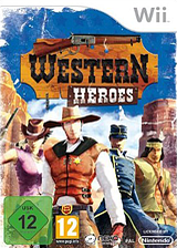 Western Heroes Wii cover (SW7PNK)
