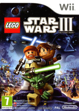 LEGO Star Wars III : The Clone Wars Wii cover (SC4P64)