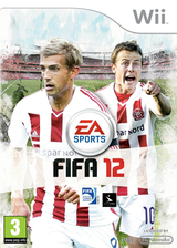 FIFA 12 Wii cover (SI3X69)
