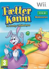 Fætter Kanin: Skolestarten - På eventyr i Ballonbyen Wii cover (SREXNL)