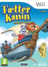 Fætter Kanin: 2. klasse - Halløj på Osteøen Wii cover (SRWXNL)