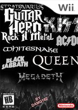 Guitar Hero III Custom:Rock n' Metal CUSTOM cover (BEPS01)