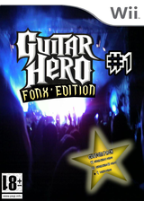 Guitar Hero III Custom : Fonx #1 CUSTOM cover (C3FP52)
