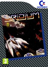 Uridium VC-C64 cover (C99P)