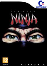 The Last Ninja VC-C64 cover (C9XP)