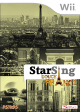 StarSing:Douce France v2.0 CUSTOM cover (CS6P00)