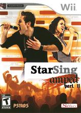 StarSing:Amped Part. II v2.0 CUSTOM cover (CS7PZZ)