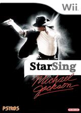 StarSing:Michael Jackson v2.2 CUSTOM cover (CSCP00)