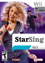 StarSing:Volume 2 v1.0 CUSTOM cover (CSHP00)