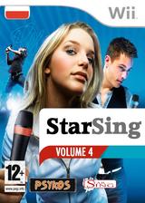 StarSing:Volume 4 v1.1 CUSTOM cover (CU2P00)