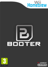 BootMii Booter Homebrew cover (D3LA)