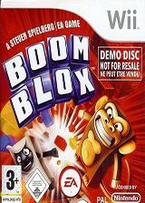 Boom Blox (Demo) Wii cover (DBKP69)