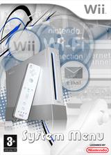Wii System Menu Homebrew cover (DJWA)