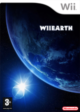 WiiEarth Homebrew cover (DWEA)