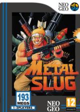 Metal Slug VC-NEOGEO cover (EAJP)