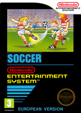Soccer VC-NES cover (FAIP)