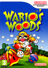 Wario's Woods VC-NES cover (FAMP)