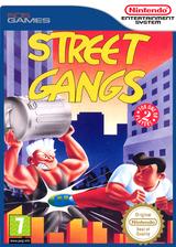 Street Gangs VC-NES cover (FDVP)