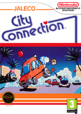 City Connection VC-NES cover (FEIP)