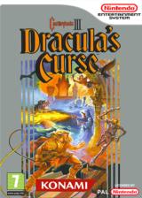 Castlevania III Dracula's Curse VC-NES cover (FEQP)