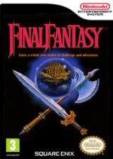 Final Fantasy VC-NES cover (FFAM)
