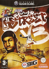 NBA Street Vol.3 GameCube cover (G3VP69)