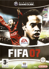 FIFA 07 GameCube cover (G4FP69)