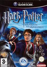 Harry Potter and the Prisoner of Azkaban GameCube cover (GAZM69)