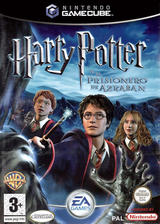Harry Potter and the Prisoner of Azkaban GameCube cover (GAZS69)