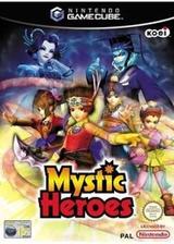 Mystic Heroes GameCube cover (GBHPC8)