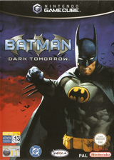Batman: Dark Tomorrow GameCube cover (GBMP7F)