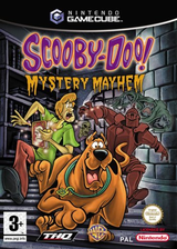 Scooby-Doo!: Mystery Mayhem GameCube cover (GC3P78)