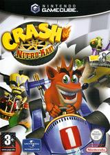 Crash Nitro Kart GameCube cover (GCNP7D)