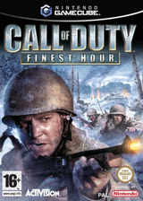 Call of Duty: Finest Hour GameCube cover (GCOP52)