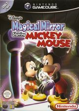 Disney's Magical Mirror Starring Mickey Mouse GameCube cover (GDMP01)